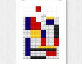 #16 for Design a poster - tetris by ekodamarulloh