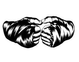 #7 for Illustrate Fists - Boxing Fist with Hand Wraps af kidznon