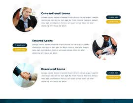 #8 for Photoshop design for a finance website by greenarrowinfo