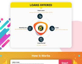 #11 for Photoshop design for a finance website by akminfo