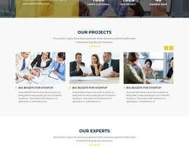 #6 for Photoshop design for a finance website by iitsolutions