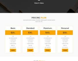 #13 for Photoshop design for a finance website by alifffrasel