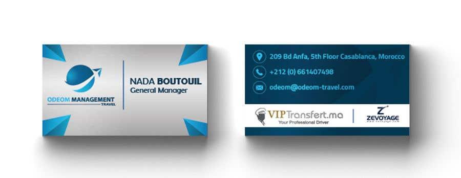 Contest Entry 31 For Concevez Des Cartes De Visite Professionnelles
