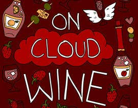 #41 for On Cloud Wine Coloring Book Covers by eddie0537