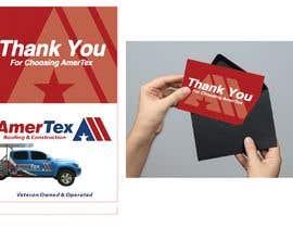 #17 untuk Design Thank You Cards oleh atomicawarren