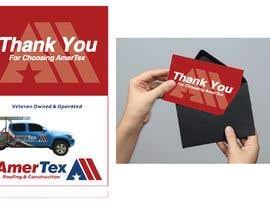 #18 untuk Design Thank You Cards oleh atomicawarren