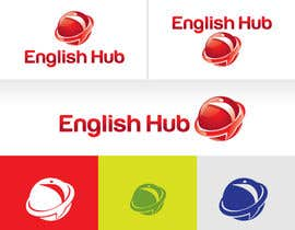 Nro 585 kilpailuun English Hub Logo Contest käyttäjältä mastasoftware