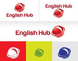 mastasoftware tarafından English Hub Logo Contest için no 585