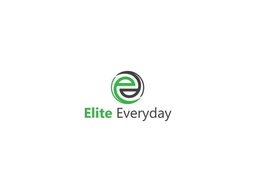 Penyertaan Peraduan #356 untuk Logo for Elite Everyday