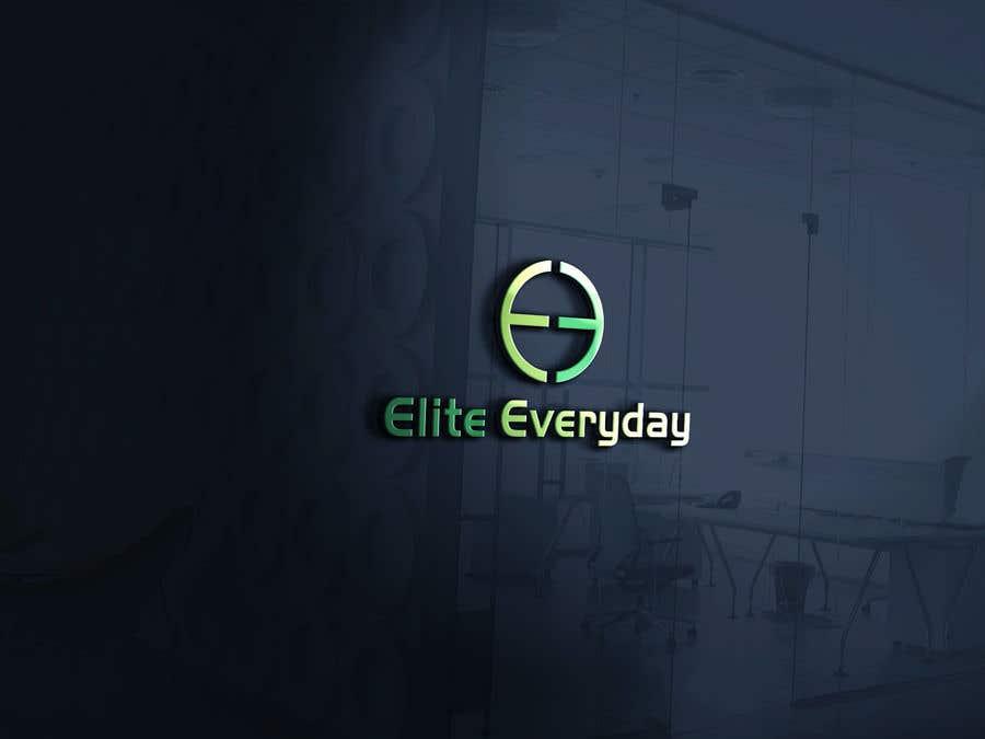 Penyertaan Peraduan #173 untuk Logo for Elite Everyday