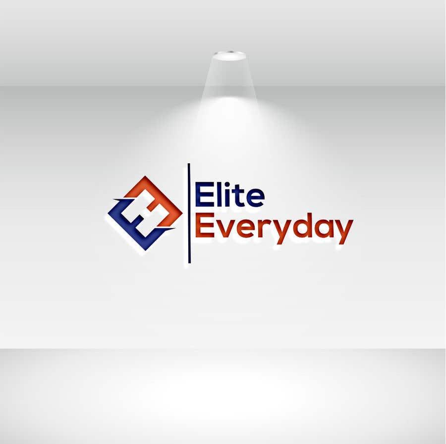 Penyertaan Peraduan #350 untuk Logo for Elite Everyday