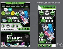 #28 для Store window designs від ryomboxstudio