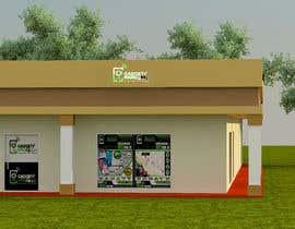 #21 для Store window designs від sijuprakash