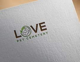 #250 for Design a Logo Love Pet Cemetery by mozammelhoque170