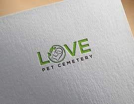 #251 for Design a Logo Love Pet Cemetery by mozammelhoque170