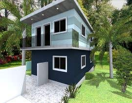 #13 untuk residential building external colour design (nautical theme) oleh ArqPortillo