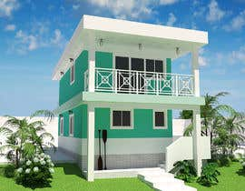 #24 untuk residential building external colour design (nautical theme) oleh arqfernandezr