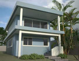 #15 untuk residential building external colour design (nautical theme) oleh frisa01