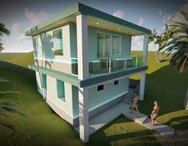 #18 untuk residential building external colour design (nautical theme) oleh vdcabrera13