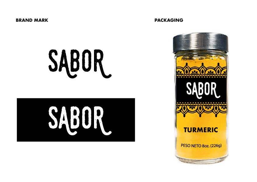 Penyertaan Peraduan #17 untuk design label for spicy's jar,
