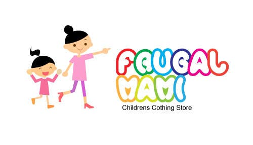 Proposition n°23 du concours Logo design for childrens clothing store