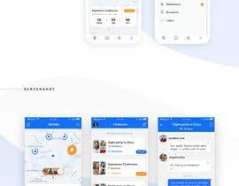 #23 for App design - Chat & Geolocation  Contest by DTSoftVN