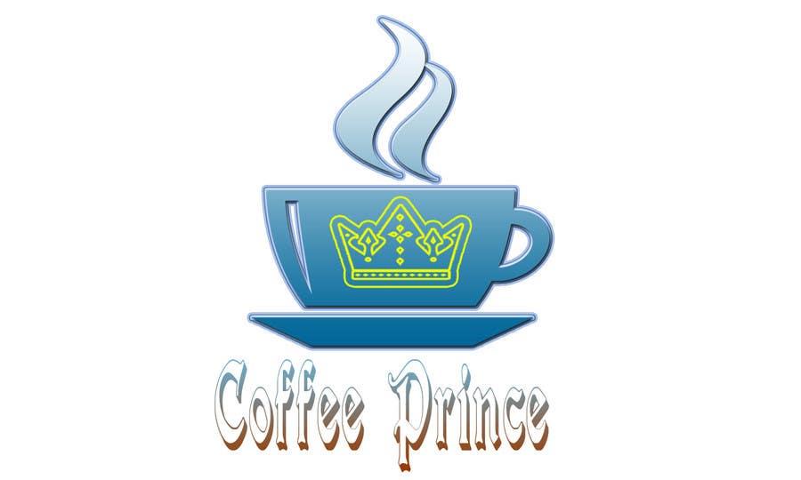Конкурсная заявка №60 для Logo Design for Coffee Prince