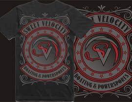 Nro 42 kilpailuun T-shirt designs needed for new business käyttäjältä BlajTeodorMarius