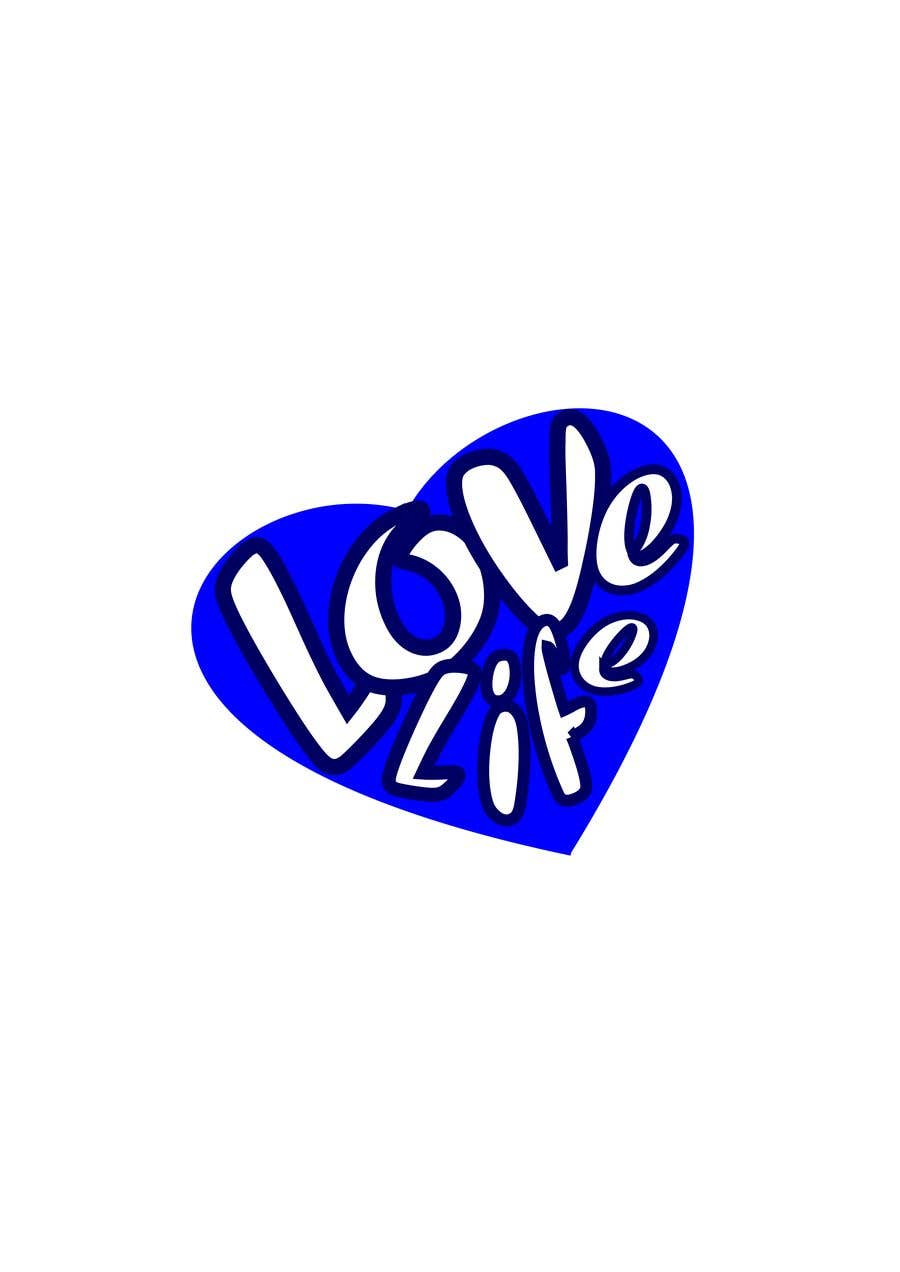 Entry 1524 By Sameeraamir For Love Life Heart Logo Freelancer