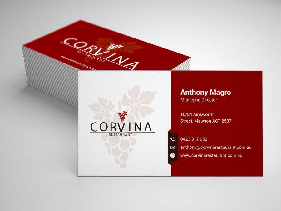 Konkurrenceindlæg #366 for Design some Business Cards