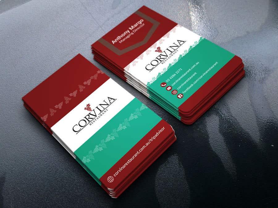 Konkurrenceindlæg #128 for Design some Business Cards