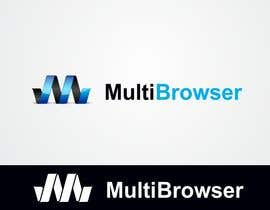 "#439 para Logo Design for ""MultiBrowser"" por ImArtist"