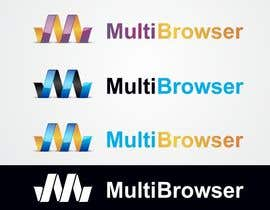 "#438 para Logo Design for ""MultiBrowser"" por ImArtist"