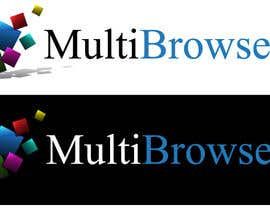 "#90 para Logo Design for ""MultiBrowser"" por taganherbord"