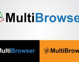 "#211 para Logo Design for ""MultiBrowser"" por taganherbord"
