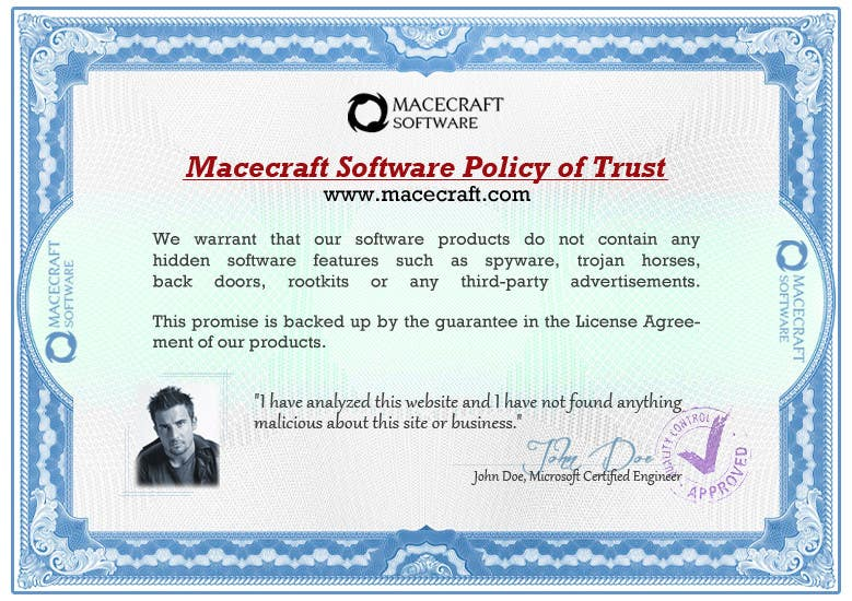 Photography Contest Entry #17 for Website Certificate Design for Macecraft Software