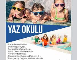 #15 для Design an Advertisement about Summer School for Preschoolers от sandeepstudio