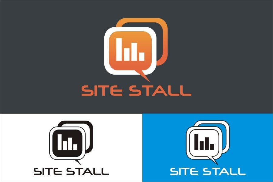 Konkurrenceindlæg #52 for Logo Design for SiteStall - Web Hosting Business