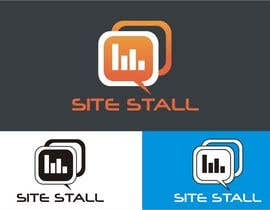 #52 for Logo Design for SiteStall - Web Hosting Business by ZahidAkash009