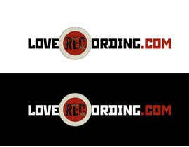 nº 9 pour Logo Design for LoveRecording.com par branislavad