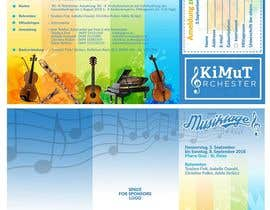 #21 for Brochure for classical music event with kids by d3stin