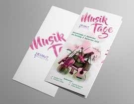 #36 for Brochure for classical music event with kids by asaduzaman