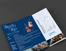 #22 for Brochure for classical music event with kids by jeezon