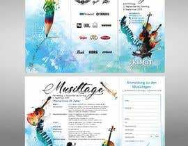 #38 for Brochure for classical music event with kids by Lilytan7