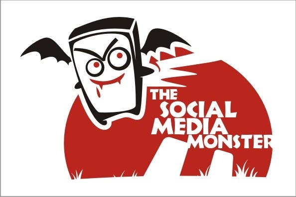 #21 for Graphic Design for The Social Media Monster by dyv
