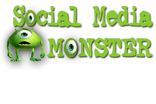 #44 for Graphic Design for The Social Media Monster by kalderon