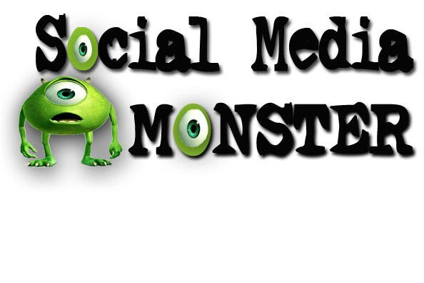 #43 for Graphic Design for The Social Media Monster by kalderon