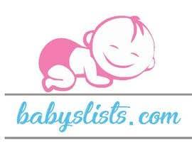 Nro 6 kilpailuun website for baby products logo design contest käyttäjältä harsha456d