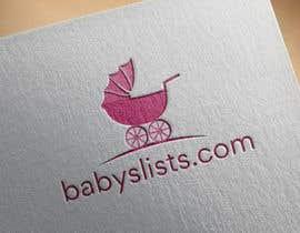 Nro 7 kilpailuun website for baby products logo design contest käyttäjältä hhumyra8