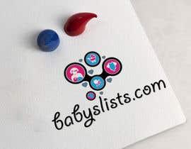 Nro 11 kilpailuun website for baby products logo design contest käyttäjältä minhazulabedin9